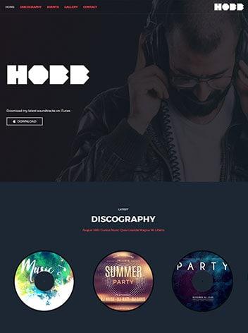dj screenshot